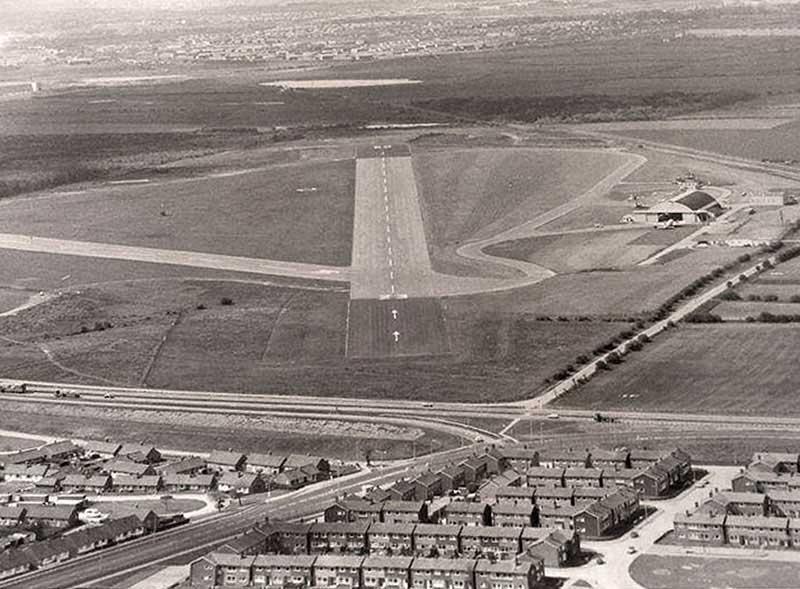 Usworth Aerodrome