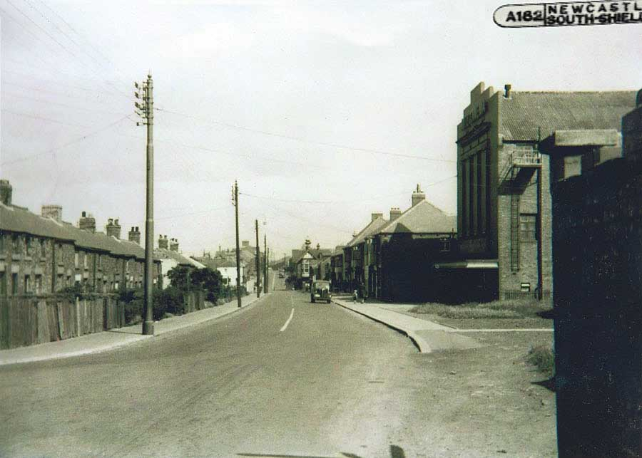 Victoria Road / Ritz - Then